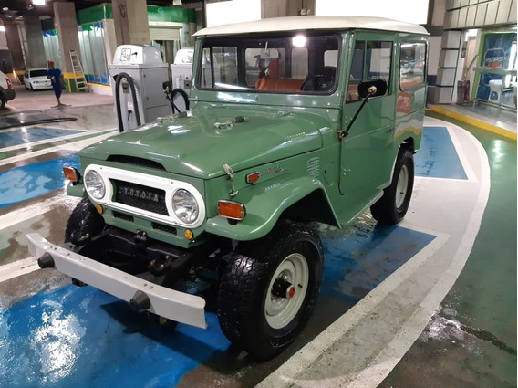 Toyota Fj40 4x4 Año 1972