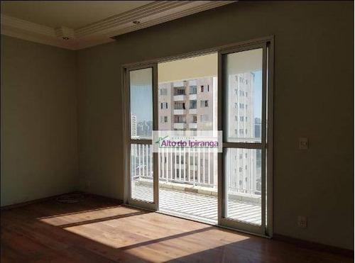 Apartamento Com 3 Dormitórios À Venda, 93 M² Por R$ 939.000,00 - Vila Gumercindo - São Paulo/sp - Ap4994