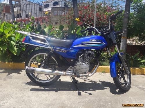 Imagen 1 de 11 de Motos Empire Horse 150