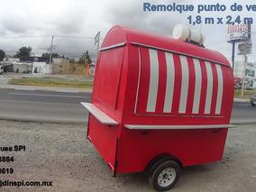 Remolque # 36 Punto De Venta