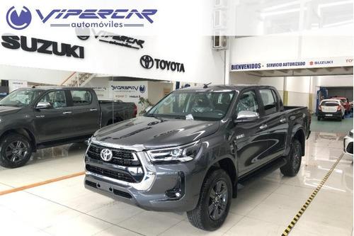 Toyota Hilux Srv 4x4 Nafta 2.7 2021 0km