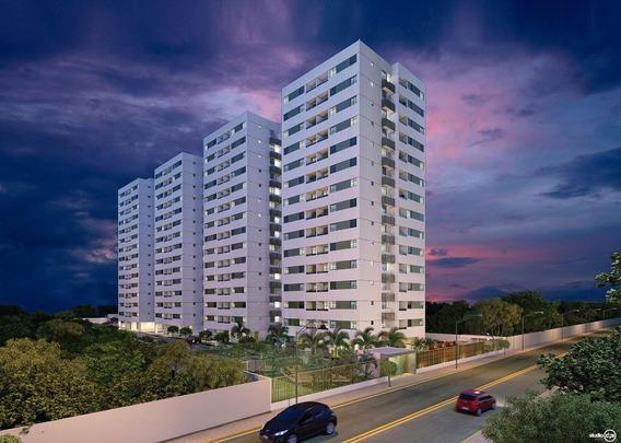 Apartamento Em Barro, Recife/pe De 64m² 3 Quartos À Venda Por R$ 324.000,00 - Ap260847