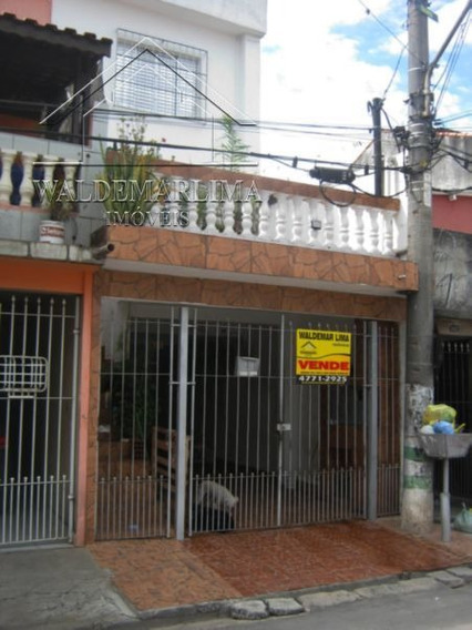 Sobrado - Nucleo Residencial Isabela - Ref: 1622 - V-1622