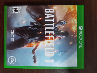 Battlefield 1 Fisico Xbox One Usado Impecable