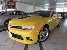 Chevrolet Camaro 6.2 2ss Coupé V8 2015 Amarelo