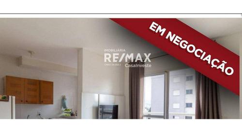 Imagem 1 de 22 de Apartamento À Venda Em Cotia Com 2 Quartos E 45m² Por R$ 149 Mil - Ap0581
