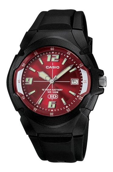 Reloj Casio Hombre Mw-600f Clasico Envio Gratis |watchito|