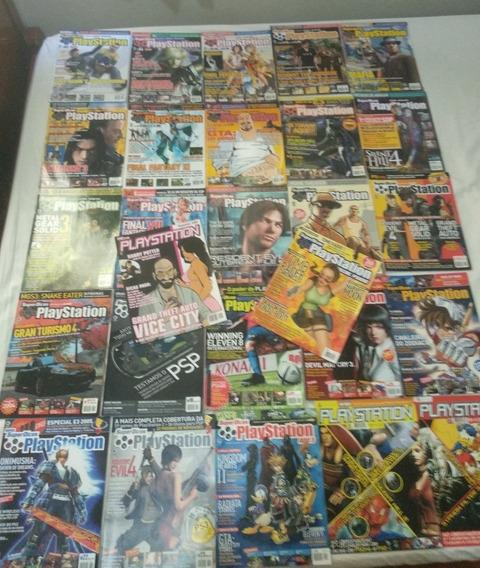 Lote De 145 Revistas De Games