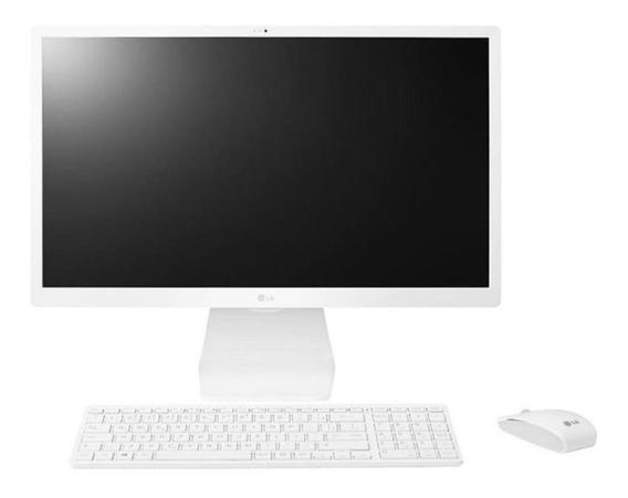 Computador All In One LG Core I3 4gb 1tb 24 24v570-c.bj21p1