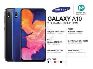 Smartphone Samsung Galaxy A10 32gb 2gb Desbloquea