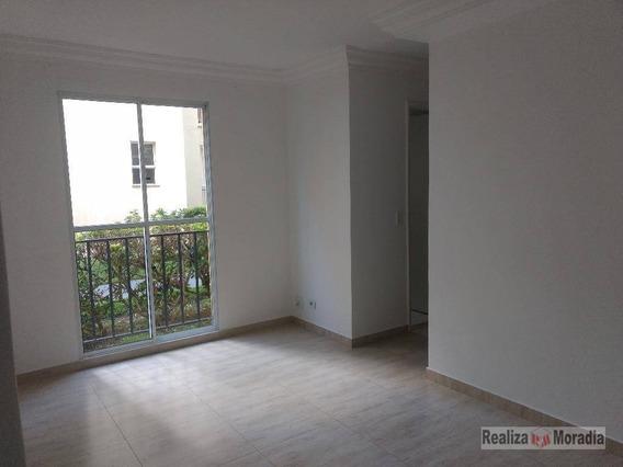 Apartamento Térreo, 02 Dormitórios, 01 Vaga Fixa E Demarcada, No Jardim Da Glória, Granja Viana, Km 24 Da Raposo Tavares - Ap0536