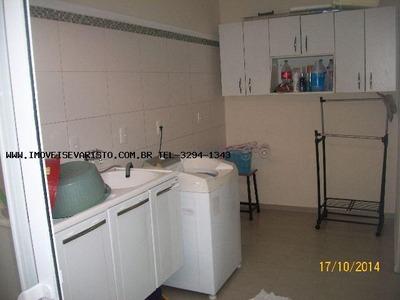 Casa Em Condomínio A Venda Em Jaguariúna, 4 Dormitórios, 1 Suíte, 3 Banheiros, 3 Vagas - 1868