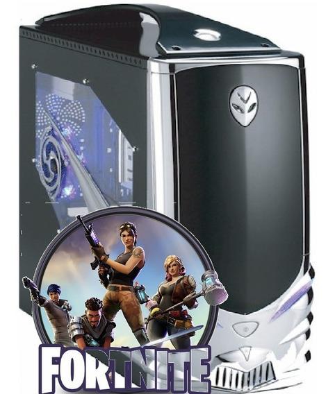 Cpu Gamer I5 Com Placa De Video Placa De Vídeo Radeon 6670 1gb
