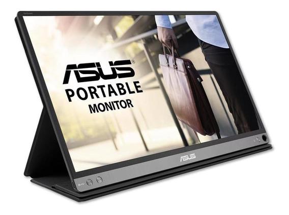 Monitor Portátil Asus 15.6 , Full Hd, Ips, Usb-c, Ultra Leve
