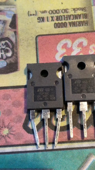 Transistor Tip 35c