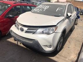 Toyota Rav4 Limited Platinum 2013 Para Reparar