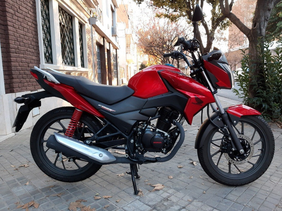 Honda Cb 125 F Twister - Dueño Directo