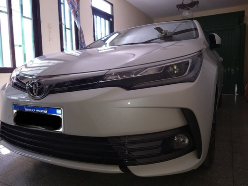 Toyota Corolla 1.8 Se-g Cvt 2018