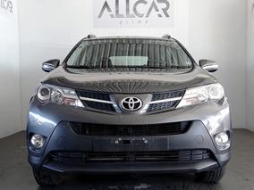 Toyota Rav4 2.0 4x2 Aut. 5p Cinza 2014/14