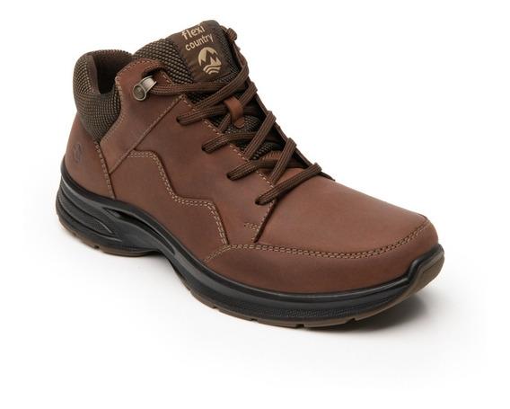 Zapato Flexi Hombre 79805 Marron