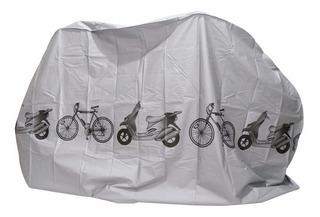 Capa De Chuva Para Bicicleta, Scooter 100% Impermeável 29 26