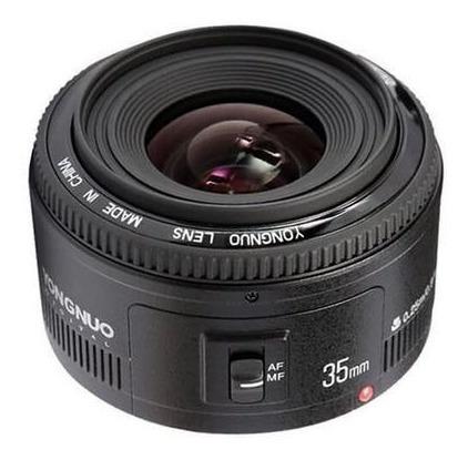 Lente Yongnuo Yn35mm F2n Nikon