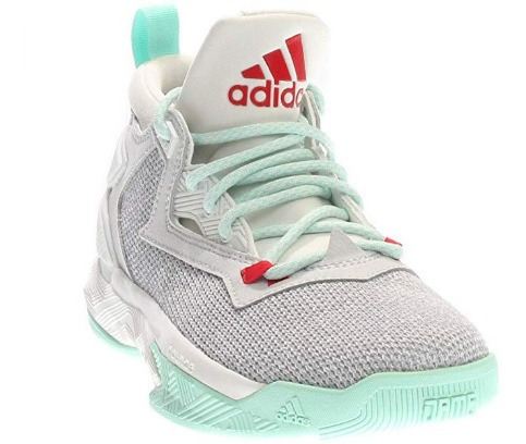 Zapatos adidas Lillard 2.0 100 % Original Us 4 Eu 36 Cm 22.5