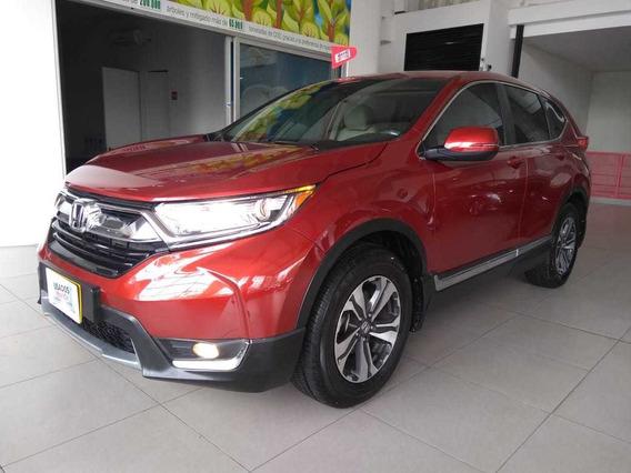 Honda Crv City Plus 2018 At 4x2 Rojo