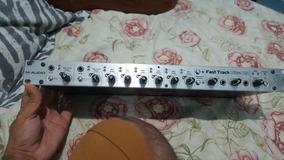 Placa Interface De Audio M Audio Fast Track Ultra 8r