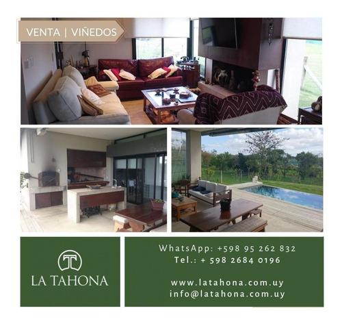 Venta Casa 3 Dormitorios 3 Baños Viñedos De La Tahona Piscina #406