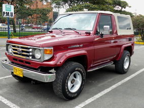 Toyota Land Cruiser Carpada