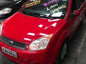 Ford Fiesta Vermelho 1.0