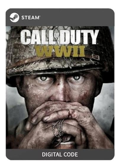 Jogo Call Of Duty®: World War 2 Pc Key Steam Original!