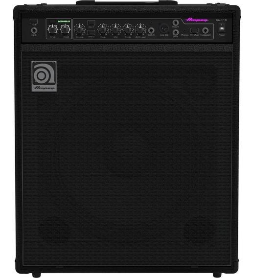 Amplificador Para Bajo Ampeg Ba115 V2 150w Rd Music