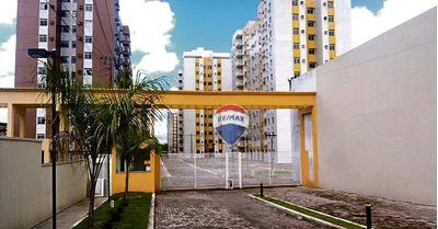 Cobertura Com 3 Dormitórios , 106,83 M² - Parque Verde - Belém/pa - Co0008
