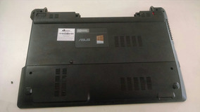 Carcaça Base Inferior Original Notebook Asus X45u
