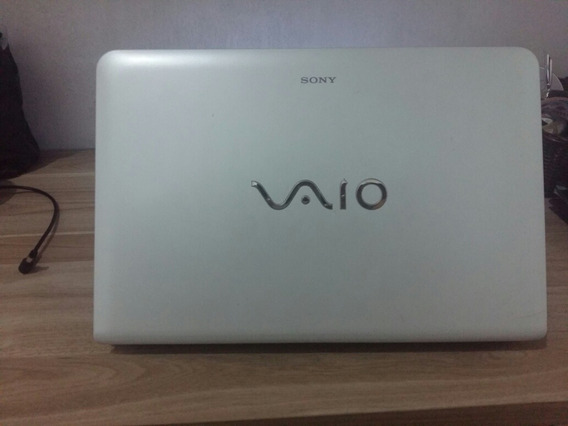 Notebook Sony Vaio - Sve151g11l Intel I5, 6gb Ram W10