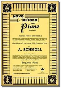 Novo Metodo Para Piano - 2 Parte - Teorico Pratic