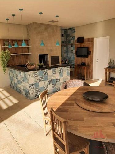 Imagem 1 de 30 de Casa Com 3 Dormitórios À Venda, 286 M² Por R$ 1.800.000,00 - Residencial Imigrantes - Nova Odessa/sp - Ca2891