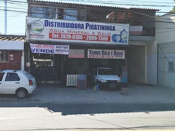 Loja Em Piratininga, Niterói/rj De 506m² À Venda Por R$ 900.000,00 - Lo244372