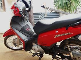 Honda Biz 125 Vermelha