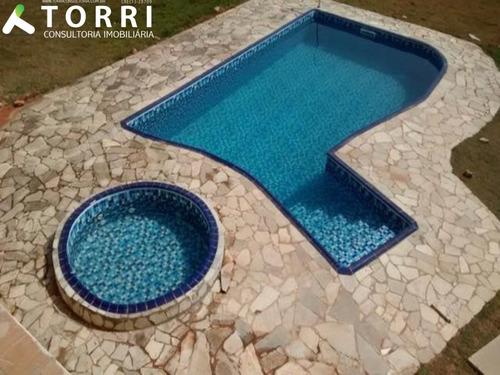 Imagem 1 de 15 de Belíssima Chácara À Venda Em Salto De Pirapora - Ch00242 - 68061151
