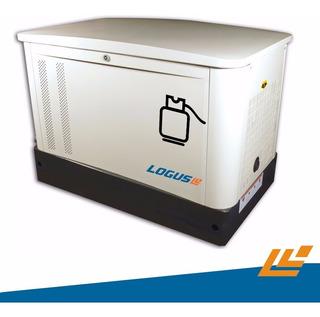 Grupo Electrógeno Generador Gas Natural O Envasad 9kva Logus