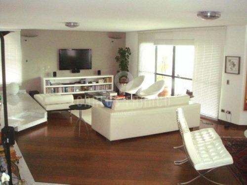 Espetacular Apartamento Moema - Cf6264