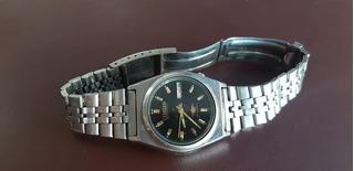 Reloj Citizen Automático Original Acero Gw-4w-s
