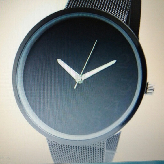 Kit C/2 Relógios Quartz Fino