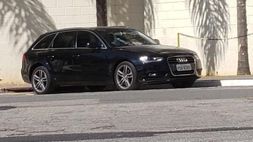 Audi A4 Avant 1.8 Tfsi Ambiente Gasolina 4p Multitronic