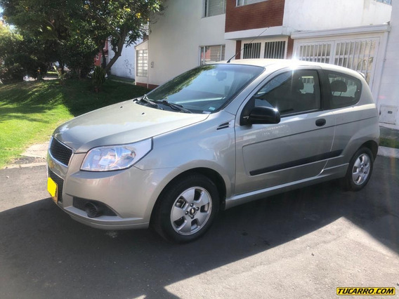 Chevrolet Aveo Emotion Gti Mt 1600 Aa Ab