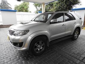 Toyota Fortuner 2014 4x4 Diesel