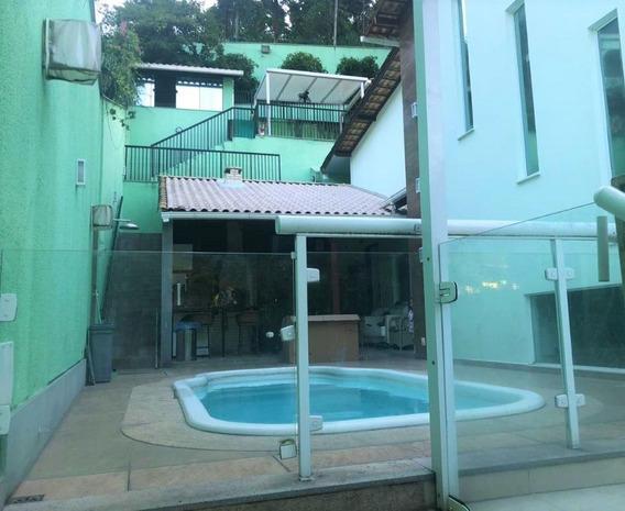 Casa Em Fonseca, Niterói/rj De 349m² 4 Quartos À Venda Por R$ 790.000,00 - Ca328261